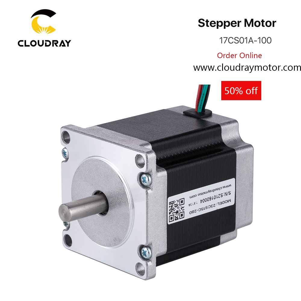 co2 laser stepper motor, laser motor